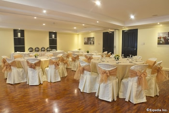 Copacabana Apartment Hotel Manila Banquet Hall