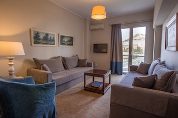 Apartment, 2 Bedrooms (Lycabettus Hill View)