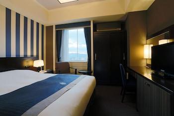 クイーン ダブルルーム 禁煙 (ベッド幅 160cm)|ホテルモントレ京都