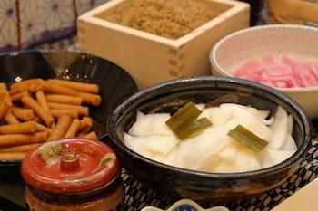 HOTEL MONTEREY KYOTO Breakfast buffet