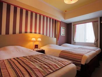 HOTEL MONTEREY KYOTO Room