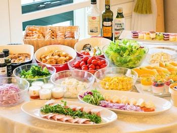 HOTEL MONTEREY OSAKA Breakfast buffet