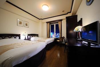 エコノミー ツインルーム 禁煙|18㎡|ホテルモントレ仙台
