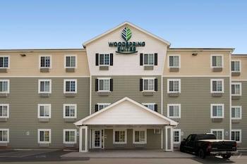 聖安東尼奧堡山姆伍德斯普林套房飯店 WoodSpring Suites San Antonio Fort Sam