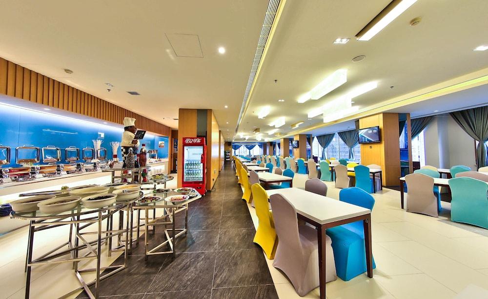 ホリデイ・イン エクスプレス大連シティ センター (大連海尊智選假日酒店)