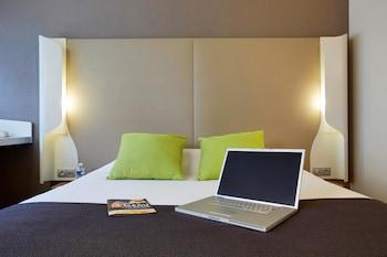 Hotel - Campanile Villejust - ZA Courtaboeuf