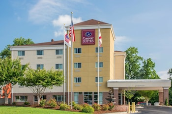 Hotel - Comfort Suites Huntsville Research Park Area
