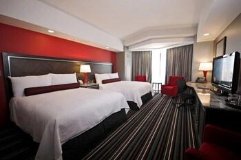 Standard Room, 2 Queen Beds, Tower (Hard Rock)