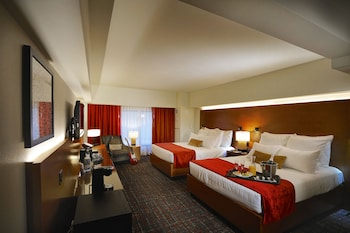 Standard Room, 2 Queen Beds, Tower (Hard Rock)