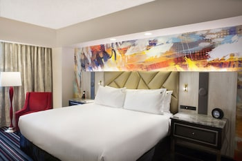 Suite, 1 King Bed, Tower (Hard Rock)