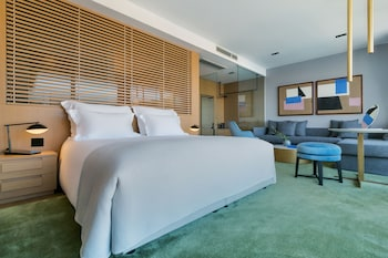 Penthouse Suite, Balcony, Sea View