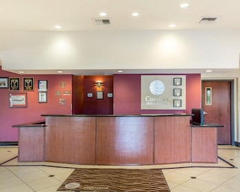 Lobby at Comfort Inn & Suites Las Vegas - Nellis in Las Vegas