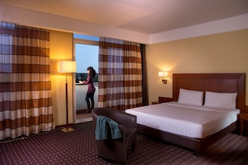 Deluxe Double or Twin Room, Balcony