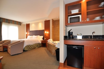 Standard Room, 1 King Bed, Non Smoking, Kitchenette (Shower Only)
