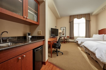 Standard Room, 2 Queen Beds, Accessible, Kitchenette