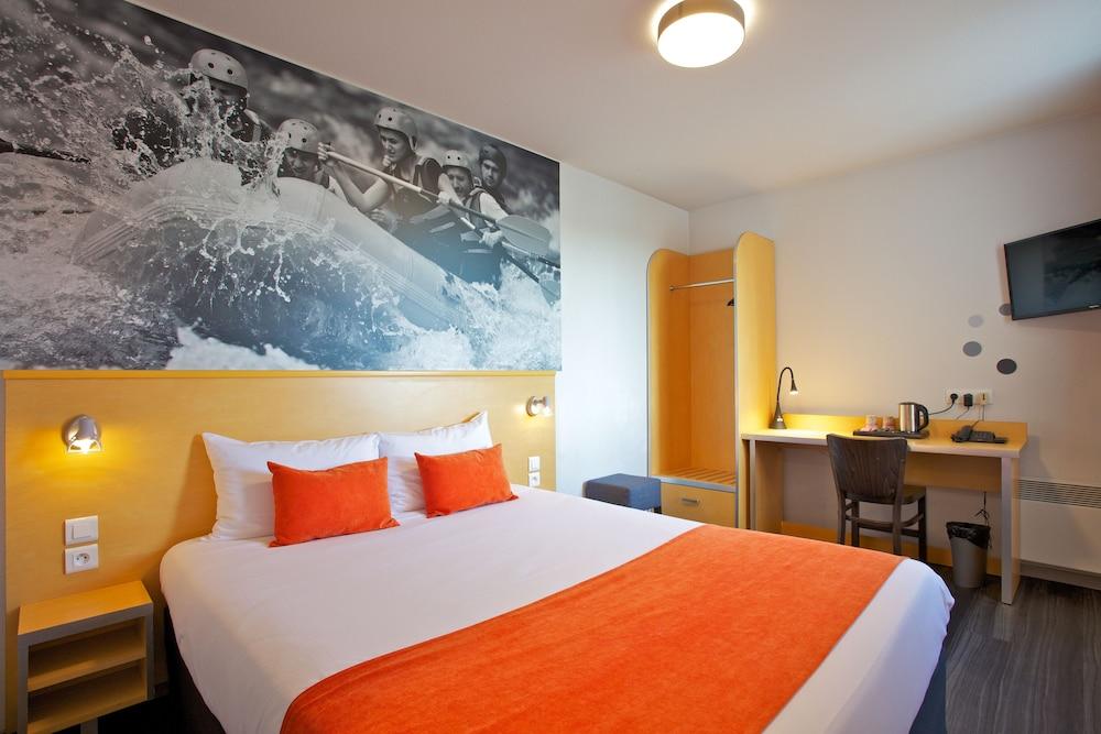 아카 로지  리옹 에(Aka Lodge Lyon Est) Hotel Image 10 - Guestroom