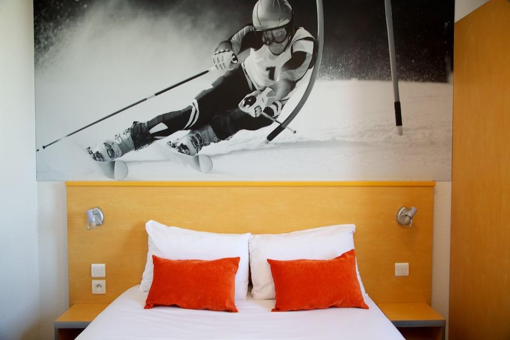 아카 로지  리옹 에(Aka Lodge Lyon Est) Hotel Image 11 - Guestroom