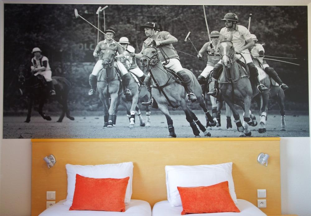 아카 로지  리옹 에(Aka Lodge Lyon Est) Hotel Image 26 - Guestroom