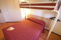 Triple Room (1 Double and 1 Single bed)