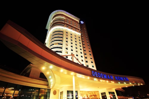 Dedeman Konya Hotel And Convention Center, Selçuklu
