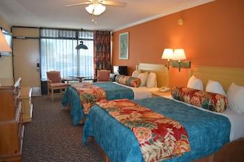 Non-View Guest Room, 2 Queen Beds, Non-Smoking