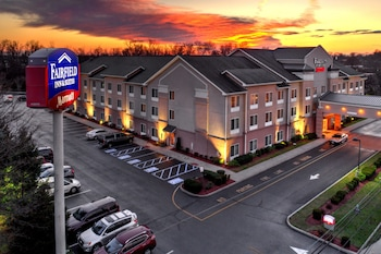 Hotel - Fairfield Inn & Suites by Marriott Edison-South Plainfield