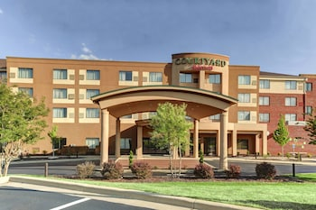 Hotel - Courtyard by Marriott Anniston Oxford