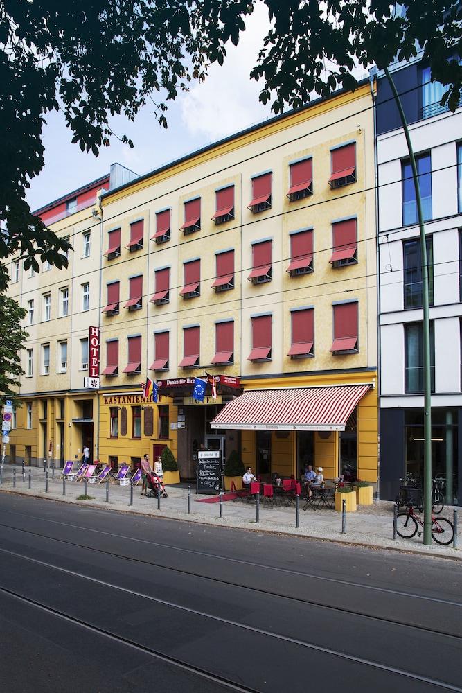 호텔 카스타니엔호프 베를린(Hotel Kastanienhof Berlin) Hotel Image 66 - 호텔 입구