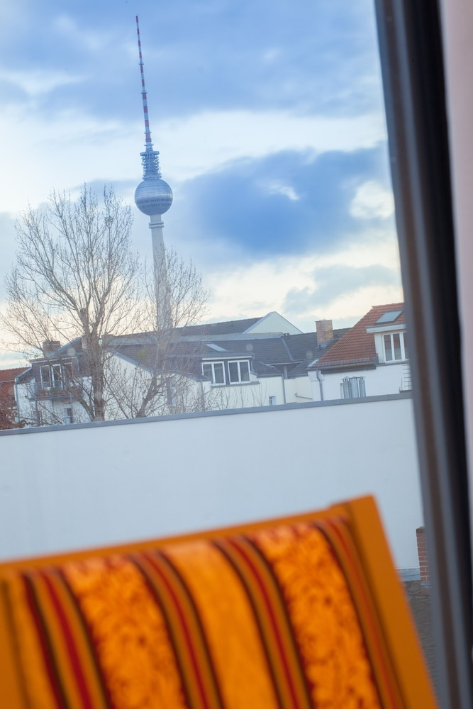 호텔 카스타니엔호프 베를린(Hotel Kastanienhof Berlin) Hotel Image 69 - 객실 전망