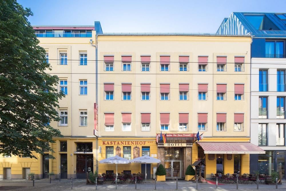호텔 카스타니엔호프 베를린(Hotel Kastanienhof Berlin) Hotel Image 67 - 호텔 입구