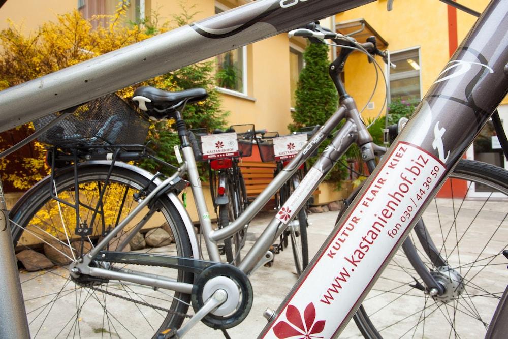 호텔 카스타니엔호프 베를린(Hotel Kastanienhof Berlin) Hotel Image 46 - 자전거 타기