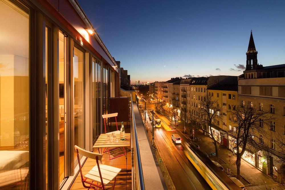 호텔 카스타니엔호프 베를린(Hotel Kastanienhof Berlin) Hotel Image 1 - 호텔에서의 전망