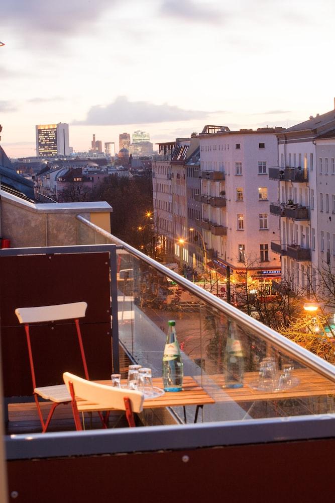 호텔 카스타니엔호프 베를린(Hotel Kastanienhof Berlin) Hotel Image 30 - 발코니