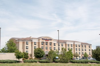 Hotel - SpringHill Suites Marriott Colorado Springs South