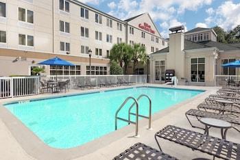 基因斯維爾希爾頓花園飯店 Hilton Garden Inn Gainesville