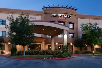 Hotel - Courtyard by Marriott Santa Clarita Valencia