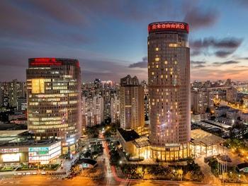 上海浦東喜來登由由大酒店及公寓