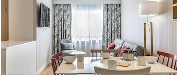 Grand Apartment, 1 Bedroom (4 adultes)