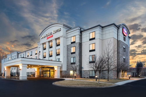SpringHill Suites by Marriott Indianapolis Fishers, Hamilton