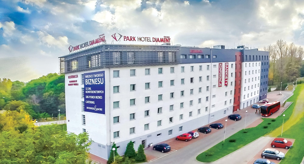 Hotel Park Hotel Diament Katowice