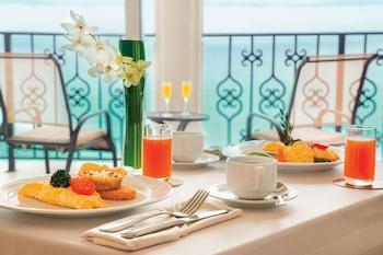 Ocean Front Luxury Suite King