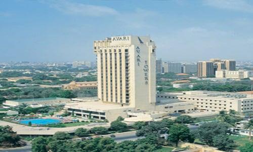. Avari Towers Karachi