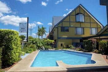 考夫斯灣考夫斯港汽車旅館 Coastal Bay Motel Coffs Harbour