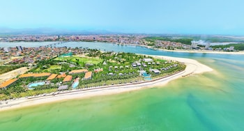 Sun Spa Resort & Villas - Aerial View  - #0