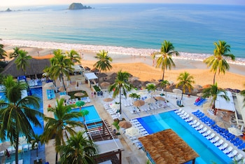 Hotel - Fontan Ixtapa Beach Resort - All Inclusive