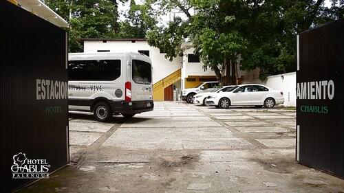 Hotel Chablis Palenque, Palenque