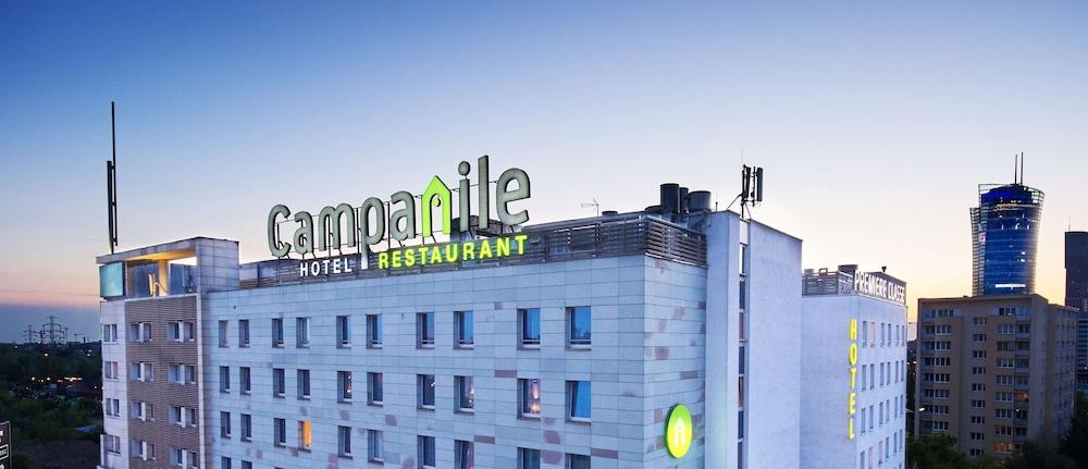 Hotel Campanile - Warszawa Varsovie