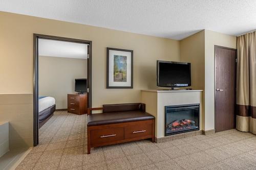 Comfort Suites Cedar Falls, Black Hawk