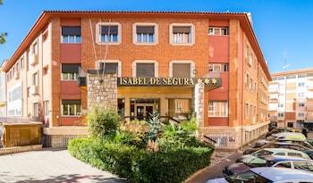 Hotel Isabel de Segura - Aerial View  - #0