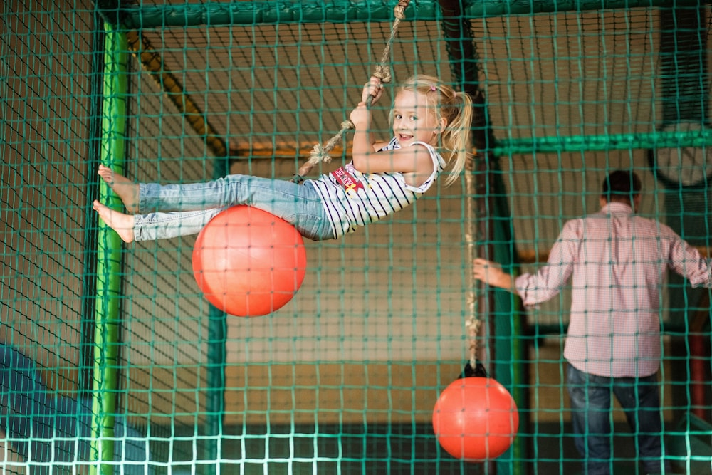 Childrens Play Area - Indoor